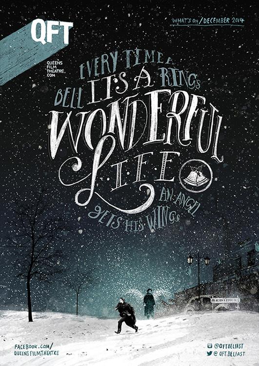 It 39 S A Wonderful Life Peter Strain Illustration